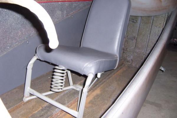 '55 Messerschmitt seat
