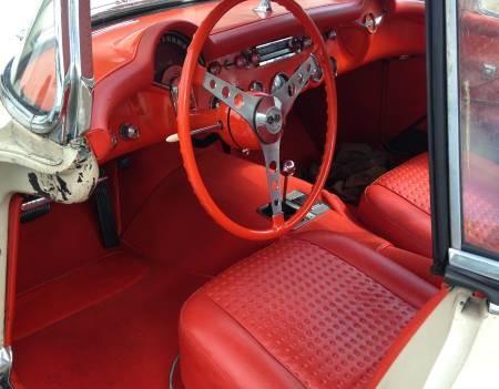 '56 Corvette intr