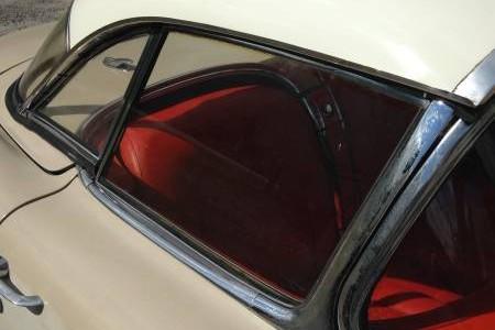 '56 Corvette top