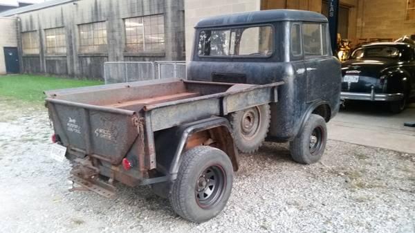 '58 FC 150 rt rear