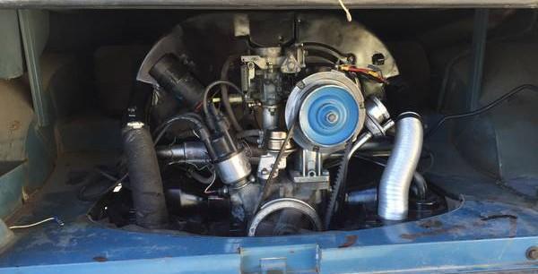 '60 Kobmi 11 engine