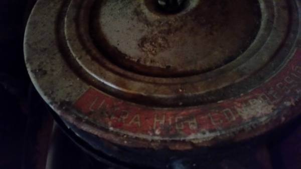 '63 Starfire engine
