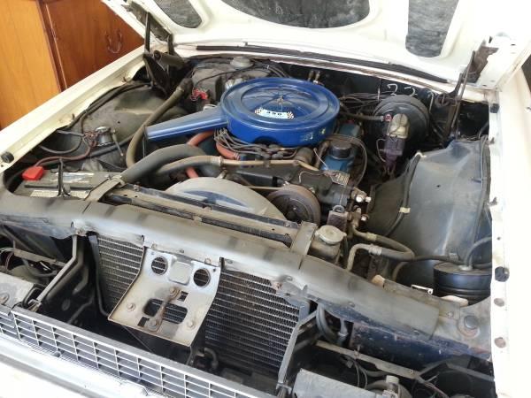 '67 T bird engine
