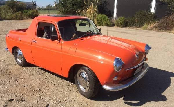 '67 VW pickup