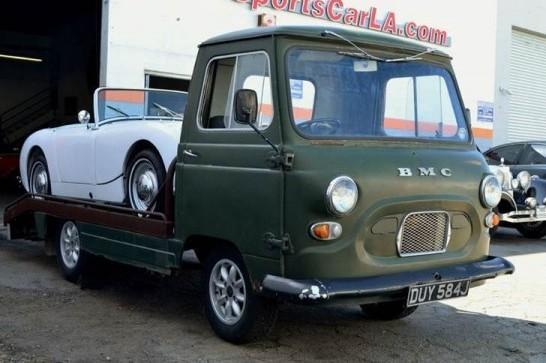 '69 BMC truck