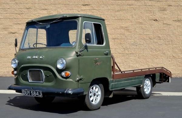 '69 BMC truck front left