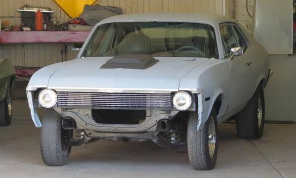 '69 Nova roller front