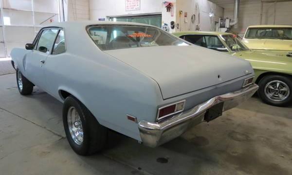 '69 Nova roller left rear