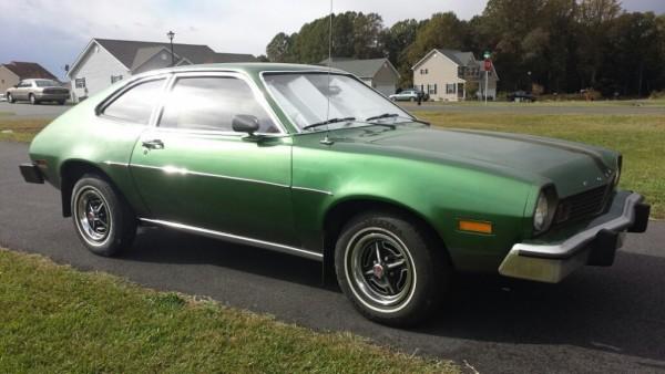 '76 Pinto