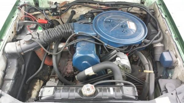 '76 Pinto engine