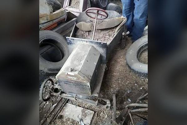 Antique Shriners Car