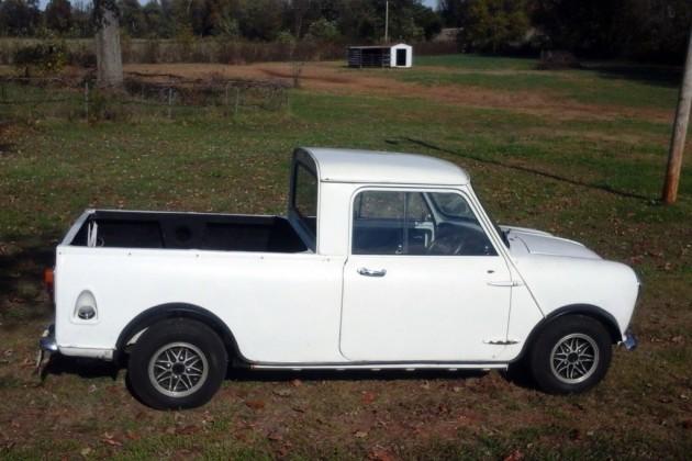 Austin Mini Pickup