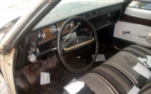 Cutlass Interior