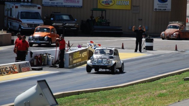 Drag Strip Action