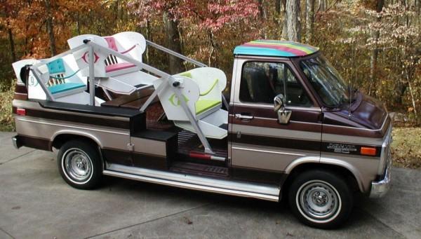 Really? Van?
