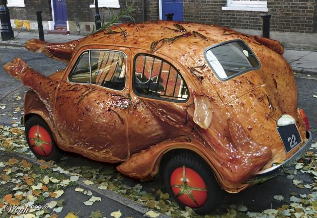 Turkey Car Sighting