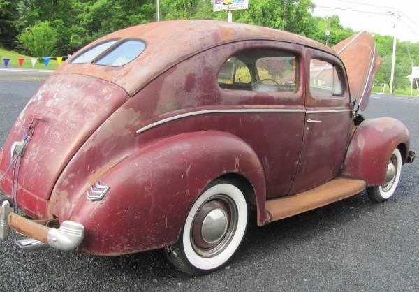 1940 Ford rear 3