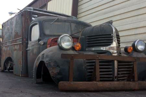 1946 Dodge Delivery Truck