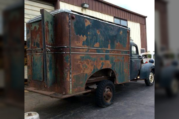 1946 Dodge WD-21 Delivery Truck
