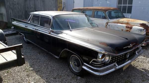 1959 Buick Electra Flat Top