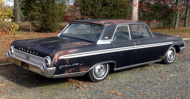 1962 Ford Galaxie 500 XL