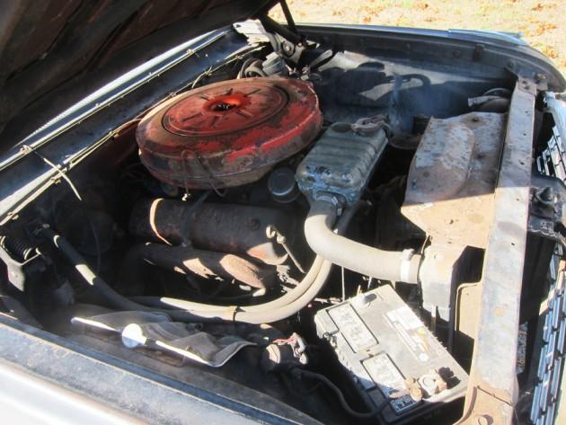 1962 Ford Galaxie 500 XL Engine