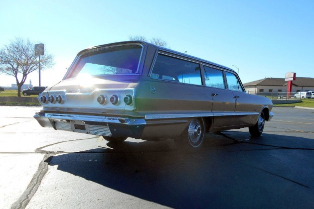 1963 Chevy Impala Wagon