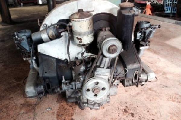1964 Porsche 356 Engine