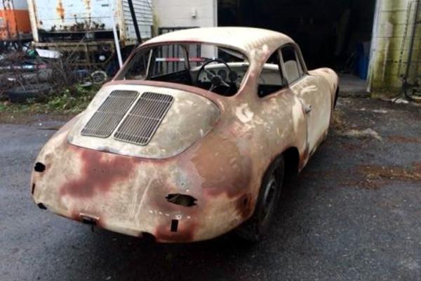 1964 Porsche 356 Project