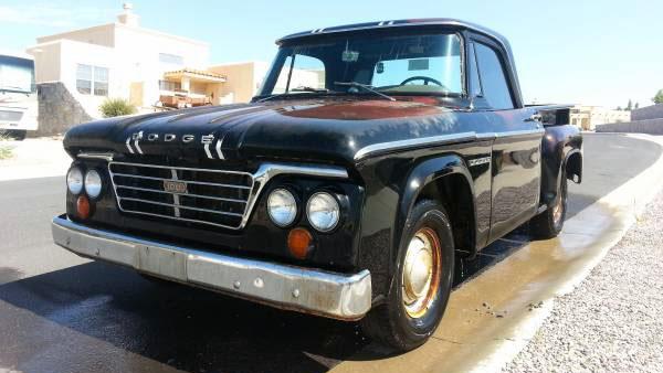 1965 Dodge D100 CSS