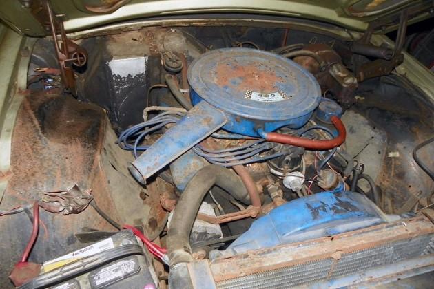 1967 Ford Thunderbird 390 V8