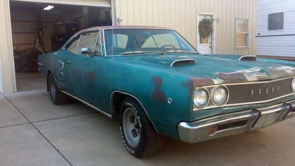 1968 Coronet 500