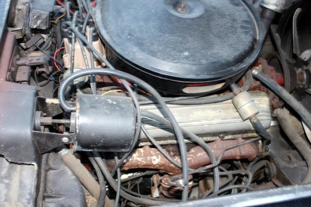 1968 Corvette Engine