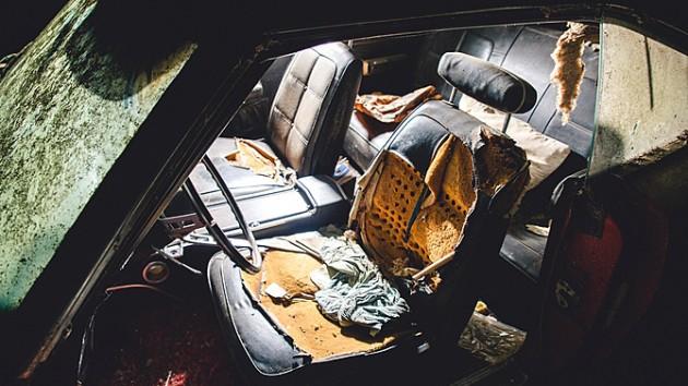 1969 Dodge Daytona Interior