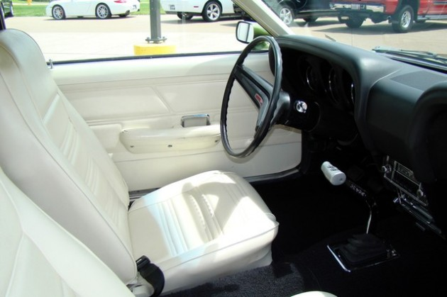 1970 Ford Mustang Interior