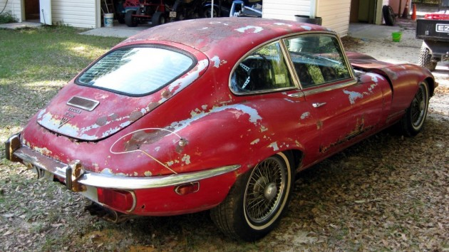 1972 Jaguar E-Type Coupe