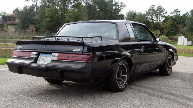 1984 Buick Regal GN