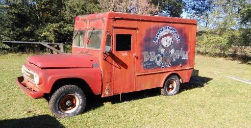 2nd '67 IH ambulance