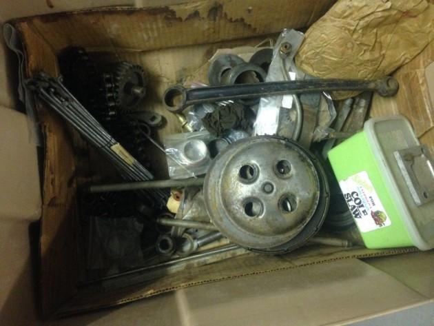 '32 FN parts box
