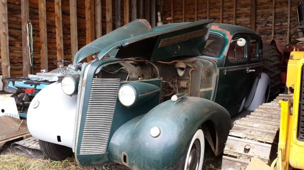 '37 Buick Special bf