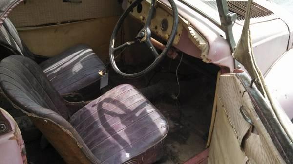 '37 Fiat int