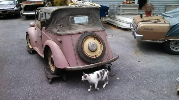 '37 Fiat rear