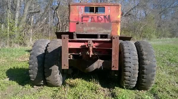 '42 Federal rear