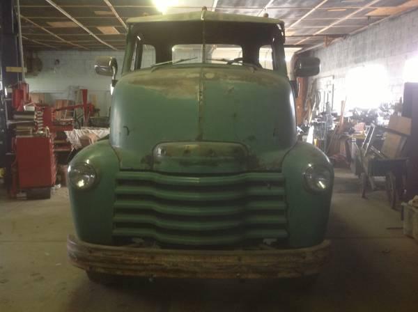 '49 COE Chevy