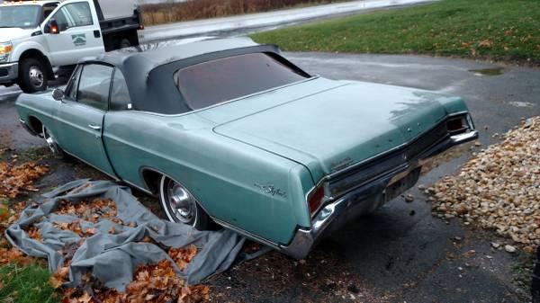 66 Buick rear