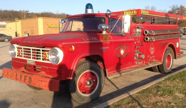 '66 Dodge FT