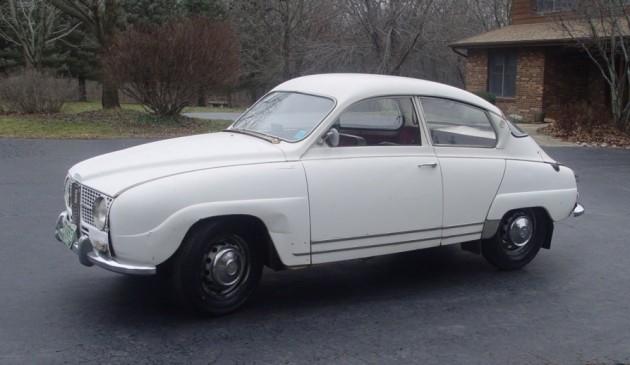 '66 Saab