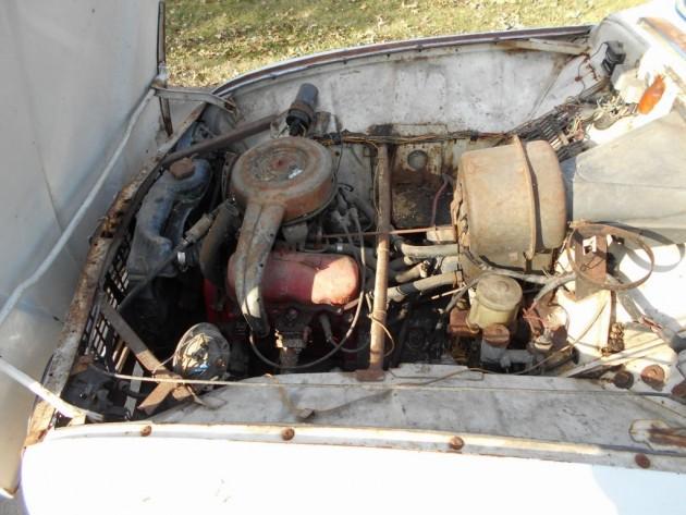 '66 Saab with a V4