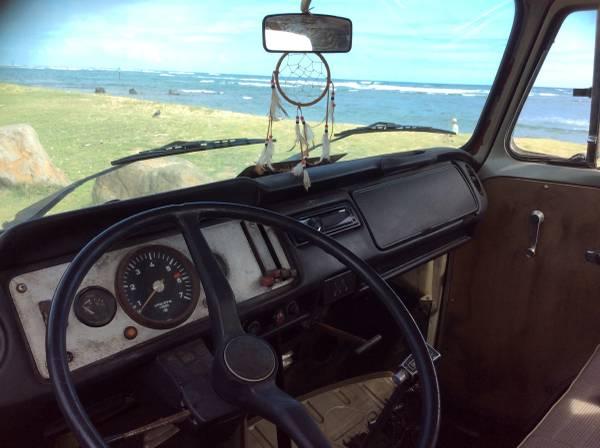 '69 VW double