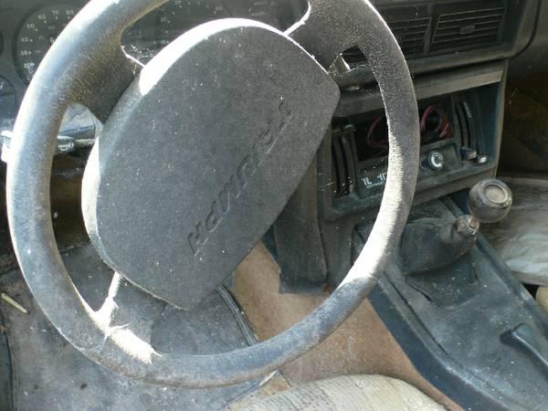 '76 TR 7 dash